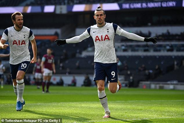 Gareth Bale ha vuelto a la forma en Tottenham Hotspur después de haber tenido problemas a principios de esta temporada