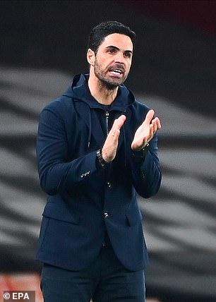 El técnico del Arsenal, Mikel Arteta, quiere refuerzos este verano