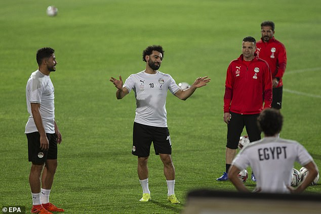 Mohamed Salah se ha negado una vez más a descartar un traslado del Liverpool a España