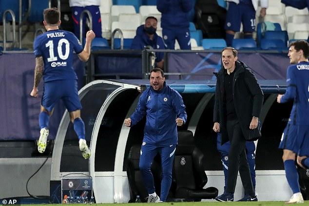 El gol a domicilio de Christian Pulisic con el Chelsea podría resultar vital en su eliminatoria con el Real Madrid