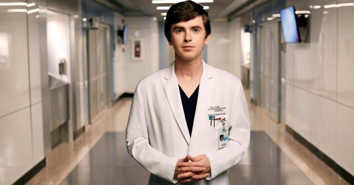 Lea con Shaun en 'El buen doctor'