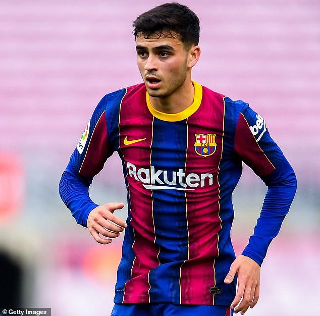 Pedri, que solo tiene 18 años, es el que mejor encaja para llevar al club a la era posterior a Lionel Messi