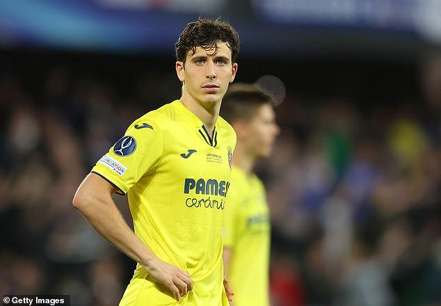 Según los informes, el destacado defensor español Pau Torres rechazó un fichaje por el Tottenham