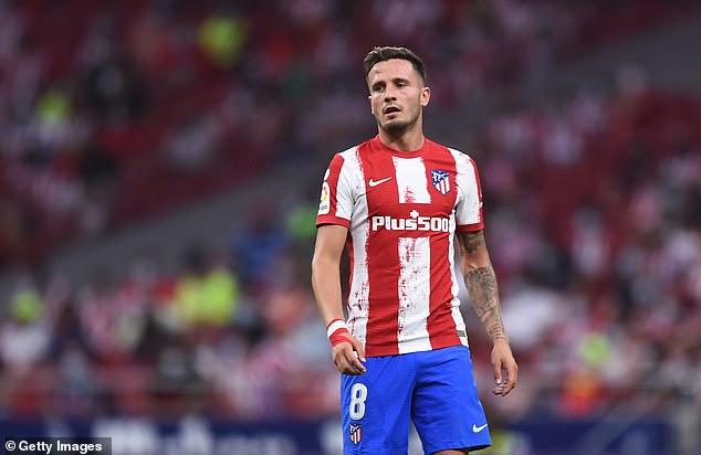Saúl Niguez se ha cansado de ser el utilitario del Atlético y quiere volver a jugar en el centro del campo