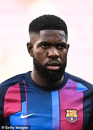 El Barça intentará vender a Samuel Umtiti en enero