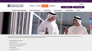 Login Emirates Islamic Bank Online Banking Or Register New Account