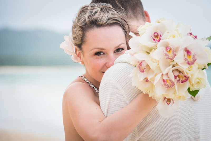 Affordable Beach Wedding Hawaii