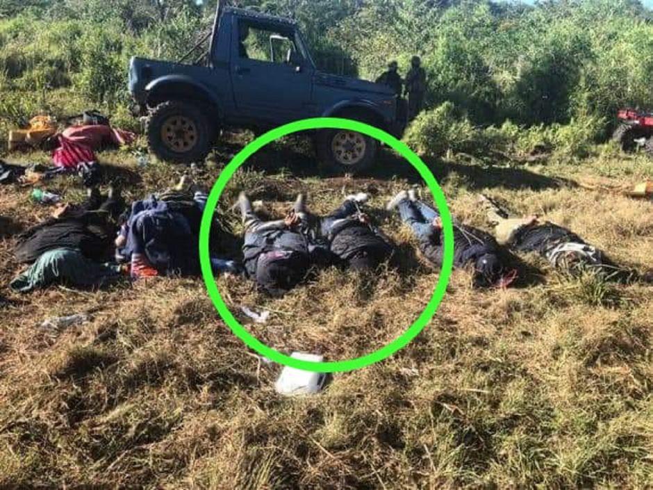 Cae funcionario mexicano en Guatemala con 2 toneladas de droga