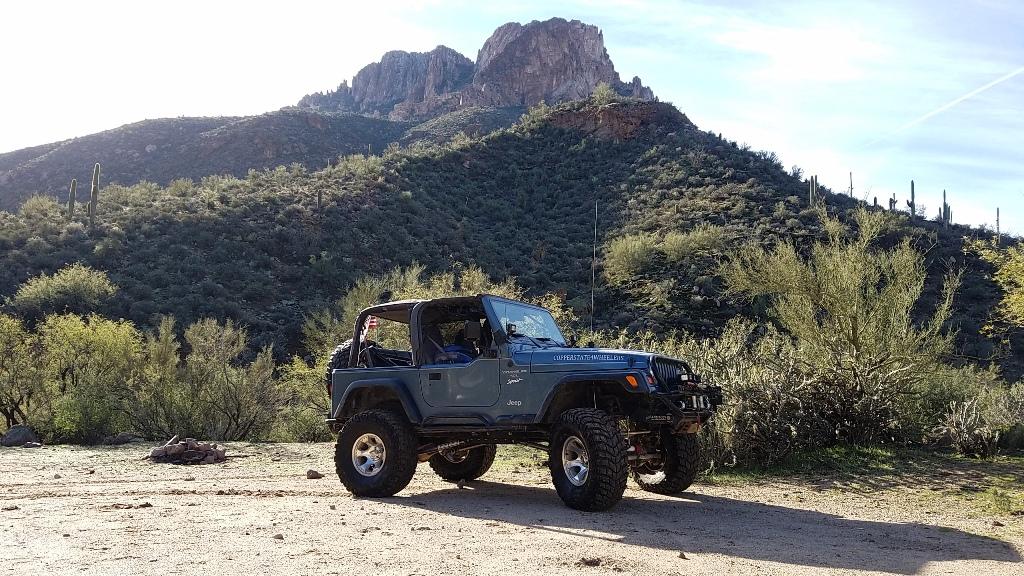 Walnut Canyon, Arizona  Trails Offroad