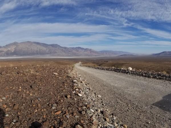 Warm Springs Road Death Valley - Year of Clean Water