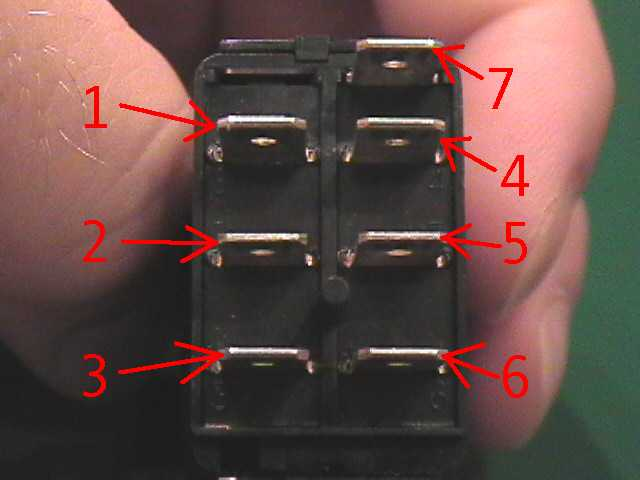Lighted Toggle Switch Wiring Diagram