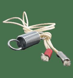 cord spring kit for vp jr front [ 1000 x 1000 Pixel ]