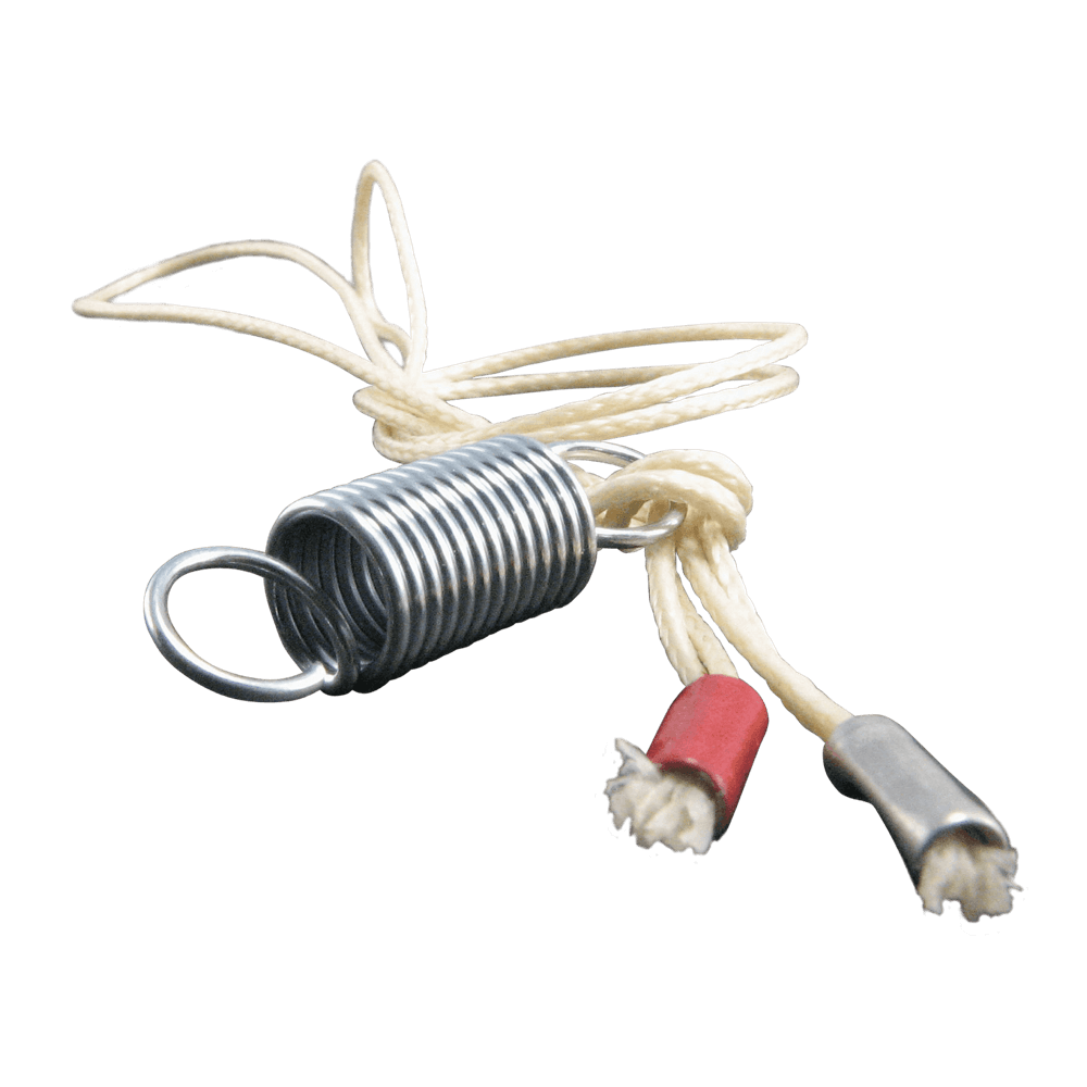 medium resolution of cord spring kit for vp jr front