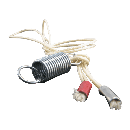 small resolution of cord spring kit for vp jr front