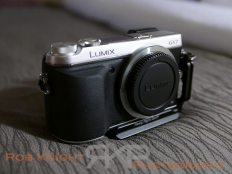 The LUMIX GX7's small size and great IQ make it a good choice for IR conversion.
