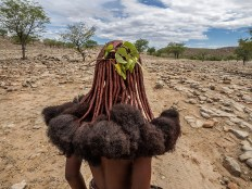 Himba Back Shot