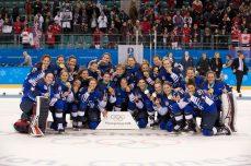 USA Hockey Women vs Canada Gold Medal Game