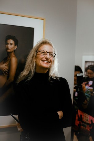 Annie Leibovitz - ©Marc Silber