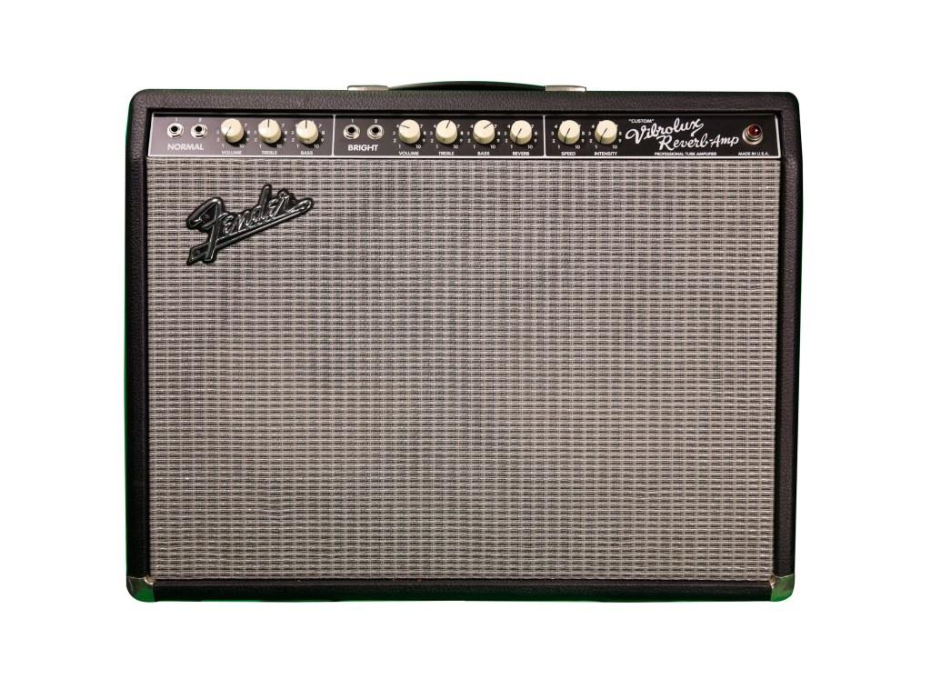 Fender Custom Vibrolux Reverb Valve Combo