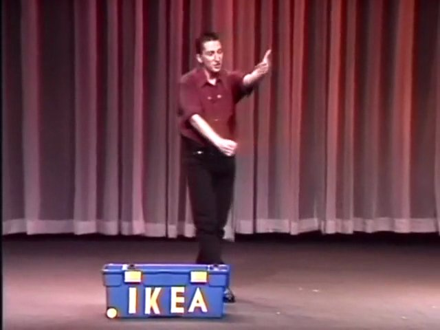 Ikea Uppleva Popscreen