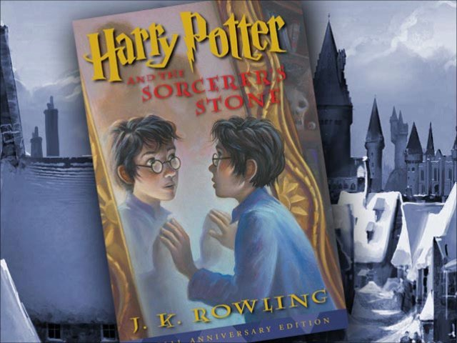 Potter Stone Harry Sorcerers Full And Audiobook