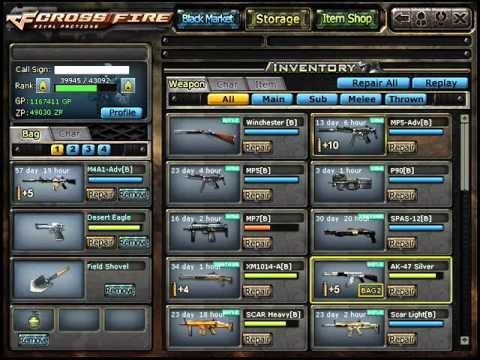 download crossfire