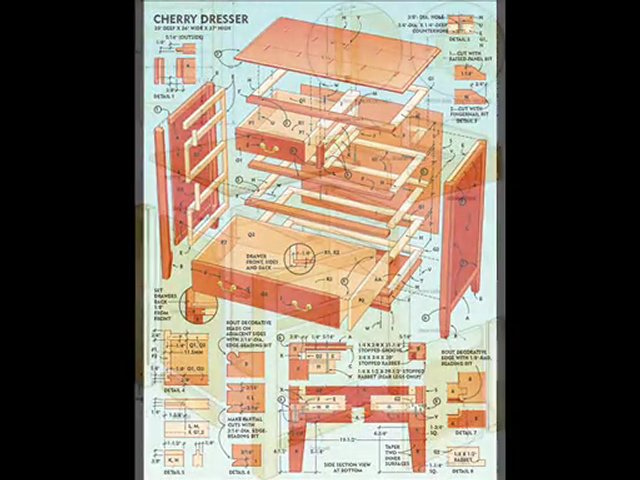 woodwork plans pdf download free - DIY Woodworking Projects