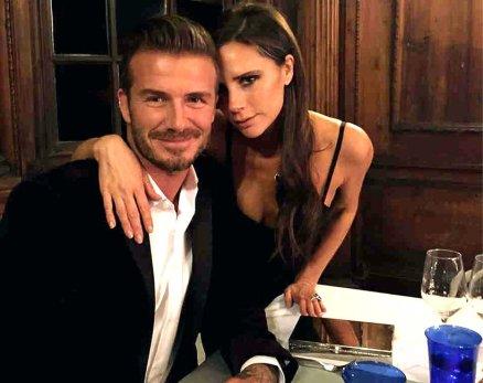 Victoria i David Beckham odnowili przysięgę małżeńską   Viva.pl