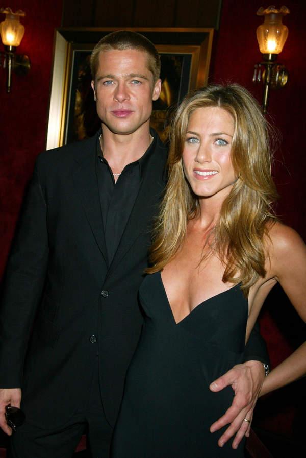 Jennifer Aniston Brad Pitt love story