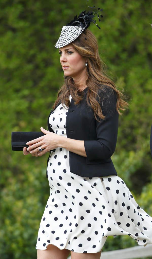 Princess Kate, 2013