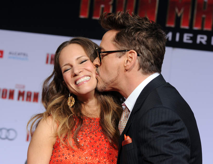 Susan Nicole Downey and Robert Downey Jr .: A love story