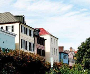 Old Charleston History and Homes Walking Tour