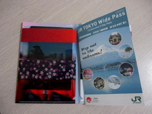 Traveling Kanto Area with JR Tokyo Wide Pass! - VOYAPON