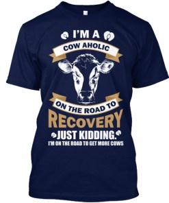 I'm A Cow Aholic