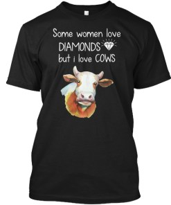 T-shirt But I Love Cows