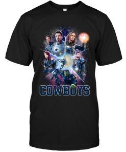 Avengers Endgame Dallas Cowboys Shirt