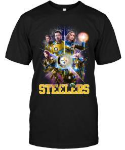 Avengers Endgame Pittsburgh Steelers Shirt