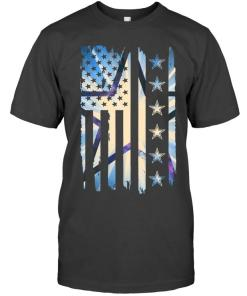 Dallas Cowboys 4th July Independence Day American Flag Shirt