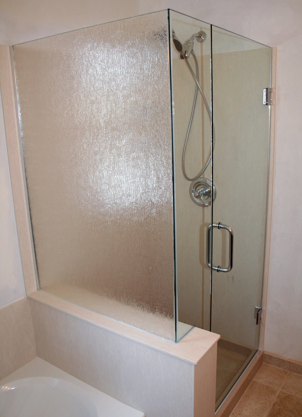 Shower Stall Door Alternatives Doors Ideas