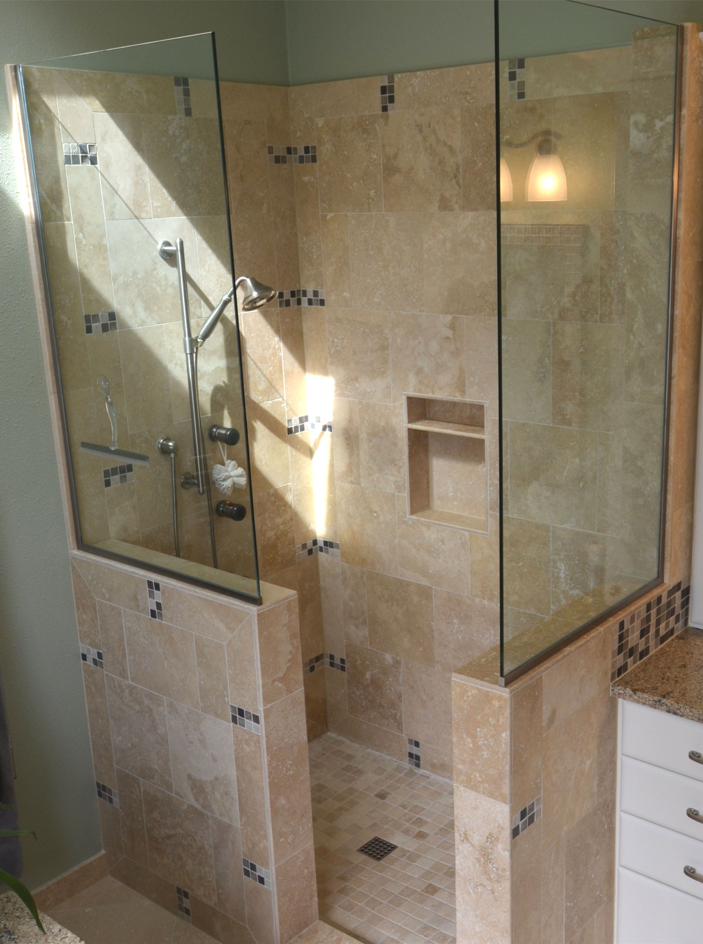 Shower Stall Designs Without Doors Doors Ideas