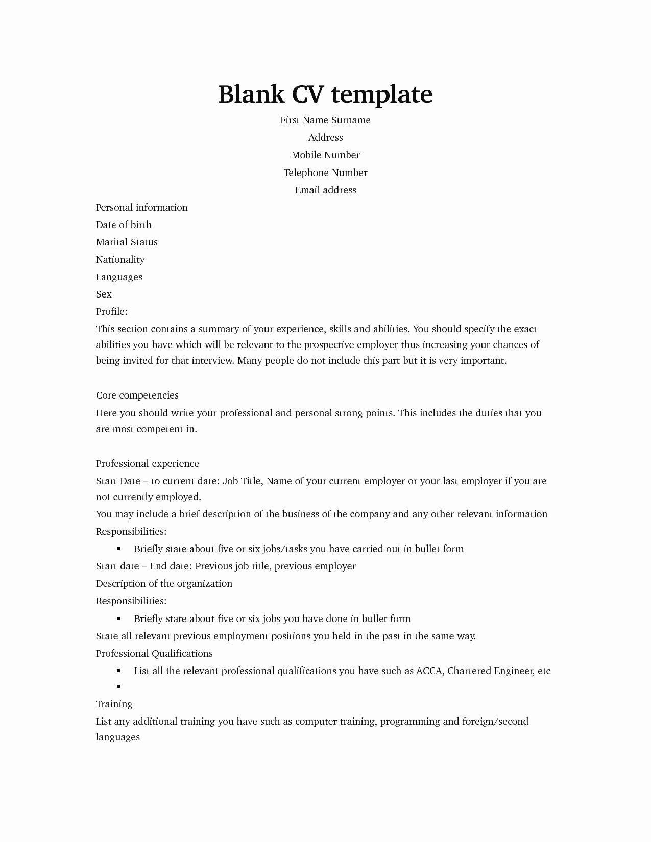 Official Resume Format Download 91 Photographer Resume Template Download Photographer Resume
