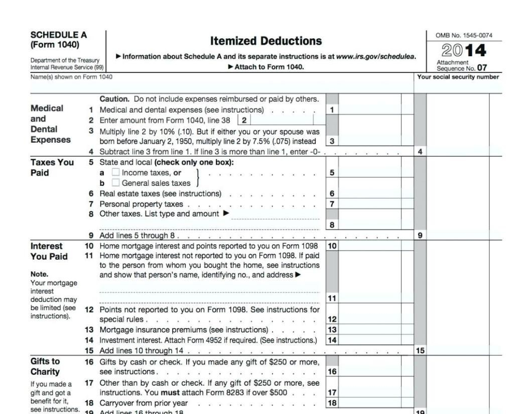 Tax Table Instructions
