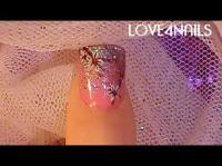 Cherry Blossoms Wedding - Cherry Blossom Nail Art Design ...