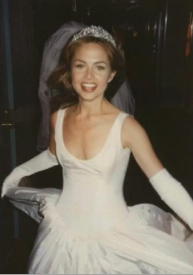 Rock Wedding  Rachel Zoe In Isaac Mizrahi 2046893  Weddbook