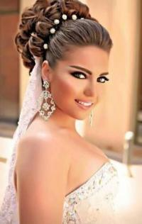 Top 10 Gorgeous Bridal Hairstyles For Long Hair #2053452
