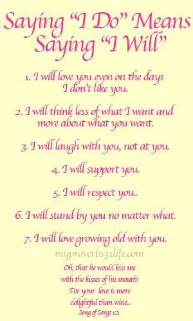 Most Beautiful Wedding Vows Ever