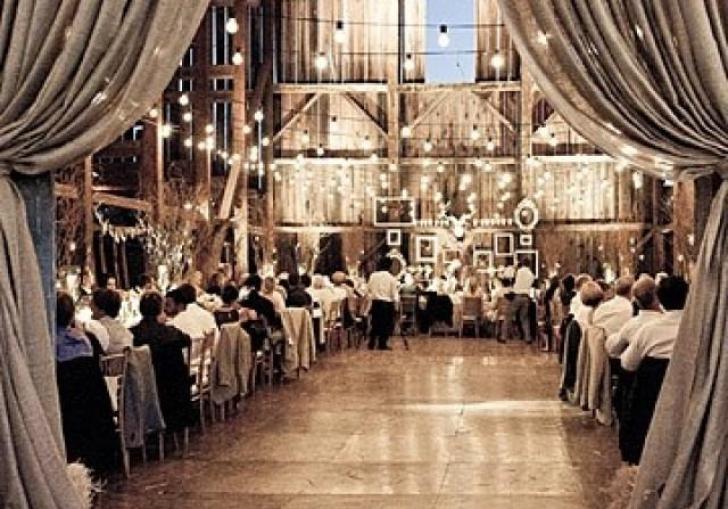 Barn Wedding Ideas Decorating