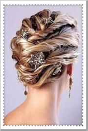 hair - elegant wedding hairstyles