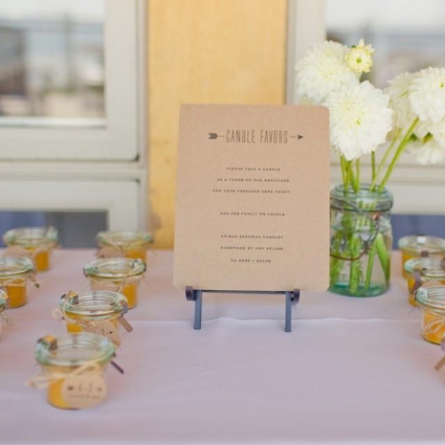 Apidae Candles Kerzen Als Hochzeitsdeko Und Gastgeschenk