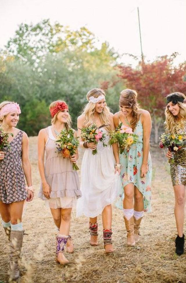 Bohemian Wedding  Wedding Bohemian Hippie 2134499  Weddbook